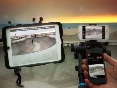 Приложение ultrakam позволяет снимать 2k-видео на iphone