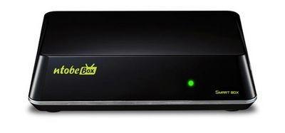 Приставка ntobebox превратит обычный телевизор в «умную» панель