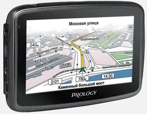 Prology imap-406ab - prology представляет портативные навигаторы серии imap