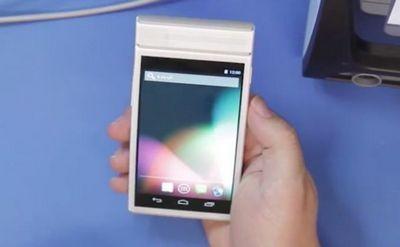 Прототип модульного смартфона project ara от google засветился на видео