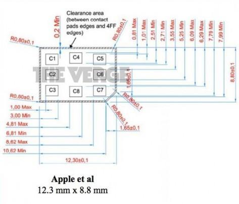 Раскрыты подробности о nano-sim от apple и nokia