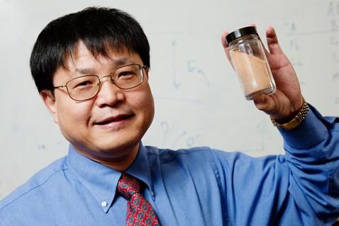 Разработан метод очистки воды видимым светом