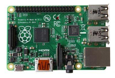 Разработчики raspberry выпустили raspberry pi model b+