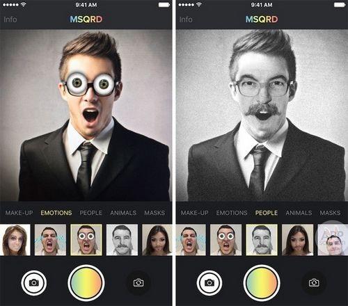 Развлекаемся на android: обзор приложения msqrd – маскарад