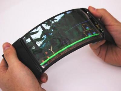 Reflex стал первым рабочим прототипом гнущегося смартфона