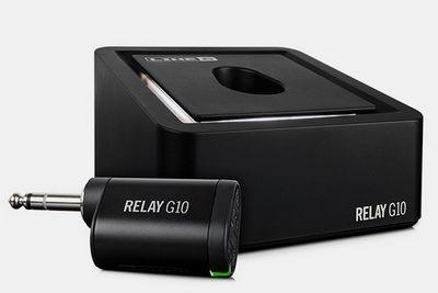 Relay g10 упростит настройку электрогитары
