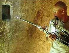 Робот pyramid rover нашёл в пирамиде хеопса ещё одну дверь