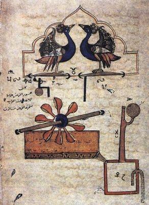 Робототехника механика аль-джазари