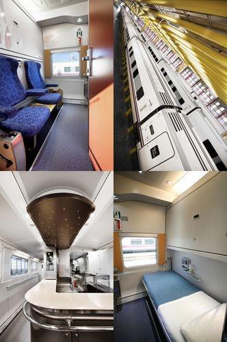 Российские поезда научатся менять колею на ходу