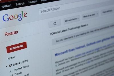 Rss-агрегатор google reader прекратит существование