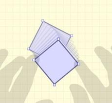 Ручной коврик tactapad запускает пальцы в экран