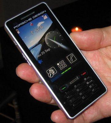 Sagem представил сканер отпечатка пальца в россии