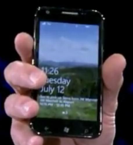 Samsung, acer, zte и fujitsu показали смартфоны с windows phone mango