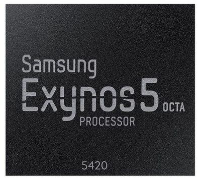 Samsung анонсировала новый чипсет exynos 5 octa