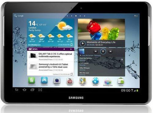 Samsung galaxy note 10.1. первый взгляд