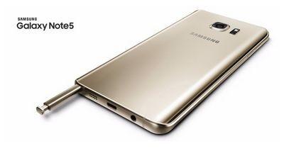 Samsung galaxy note 5 может добраться до европы только зимой
