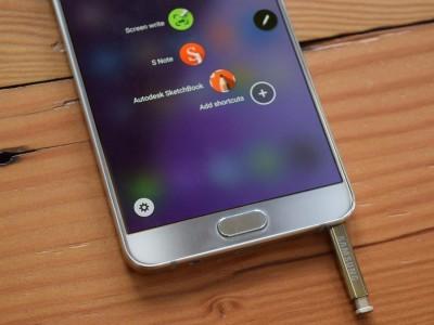 Samsung galaxy note 7 будет оборудован аккумулятором на 3500 мач