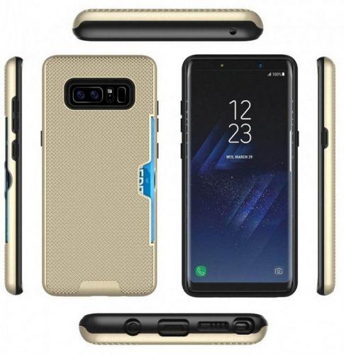 Samsung galaxy note 8 засветили в рендерных изображениях с чехлами