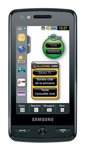 Samsung m8800 pixon: мультимедийный телефон с камерой на 8 мп