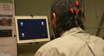 Samsung начала изучать методы взаимодействия с планшетом с помощью мысли