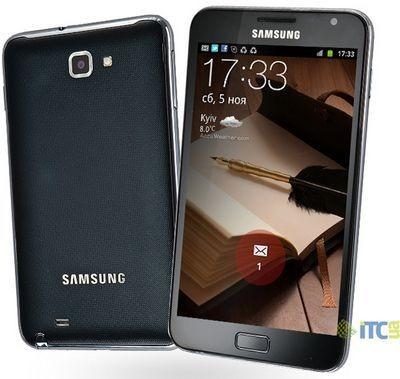 Samsung начала продавать galaxy note в украине по 8000 грн