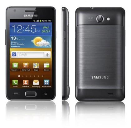 Samsung начала продажи в россии смартфона samsung galaxy r