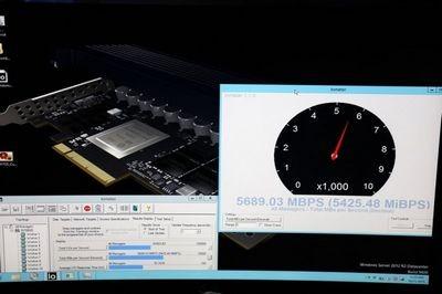 Samsung показал ssd накопитель со скоростью записи в 5.6 гб/с