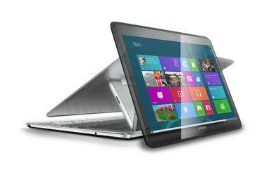 Samsung представила планшет-трансформер ativ q с разрешением дисплея 3200х1800 точек и поддержкой windows 8/android
