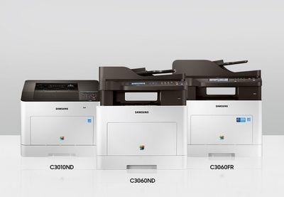 Samsung представила серию цветных мфу proxpress c30 для малых и средних офисов