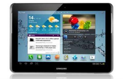 """Samsung собирается выпустить планшет с 12,2"""" hi-res дисплеем"""