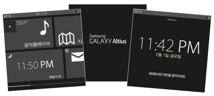 Samsung создает собственные «умные часы»