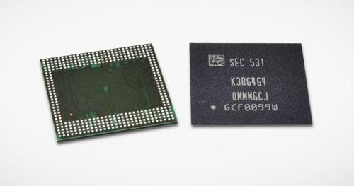 Samsung выпустил чипы для 6 гб озу в смартфонах