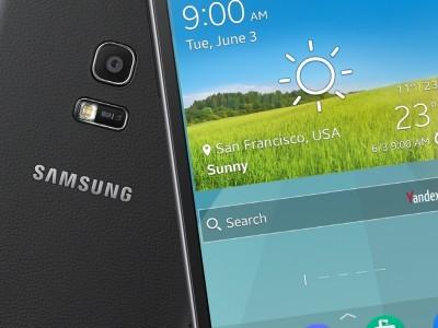 Samsung z на tizen os представлен официально