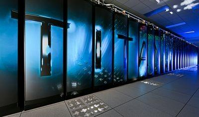 Самый мощный суперкомпьютер получит самую производительную дисковую систему