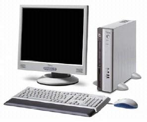 Scenic c610 - компактный компьютер для крупных пользователей