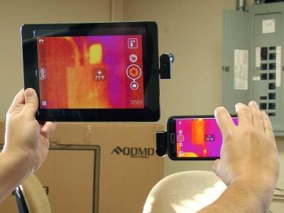 Seek thermal представляет универсальную термальную камеру для смартфонов