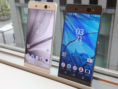 Селфифон sony xperia xa ultra стоит менее 30 тысяч рублей