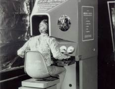 Sensorama первый в мире виртуальный симулятор