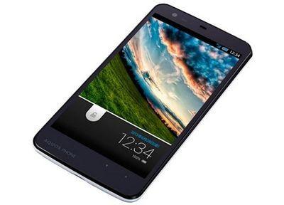 Sharp aquos 206sh: смартфон с5-дюймовым 1080p-дисплеем
