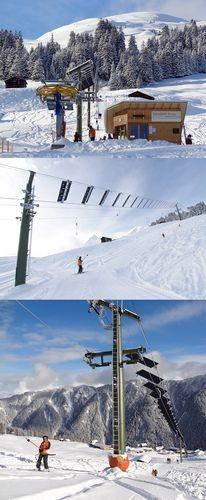 Швейцарцы превратили лыжный подъёмник вэлектростанцию