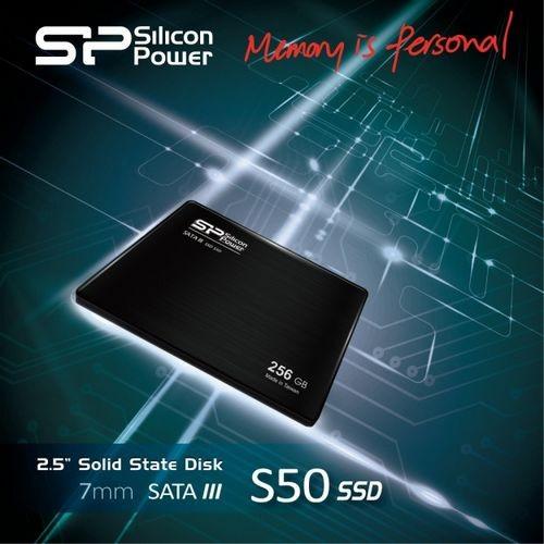 Silicon power выпускает новый ssd s50