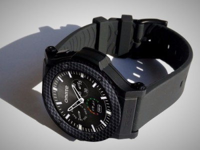 Смарт-часы omate rise вышли на indiegogo