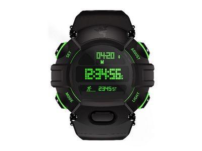 Смарт-часы razer nabu watch оснащены двумя раздельными экранами
