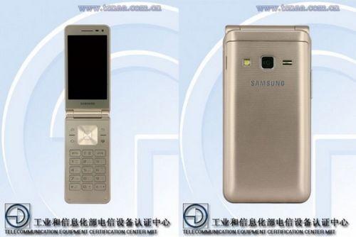 Смартфон-раскладушка samsung galaxy folder 2 прошел сертификацию в tenaa