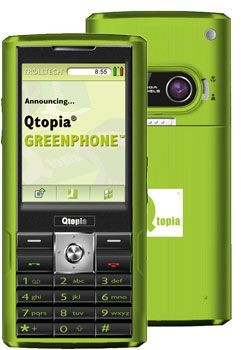 Смартфоны под linux: trolltech qtopia greenphone и fic neo1973 openmoko