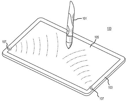 Смена ориентиров: apple патентует стилус для сенсорного экрана