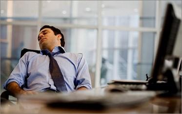 Сонный час (в рабочий полдень)