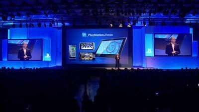 Sony анонсировала сервис playstation mobile