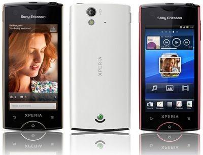 Sony ericsson xperia ray появится на национальном рынке в октябре