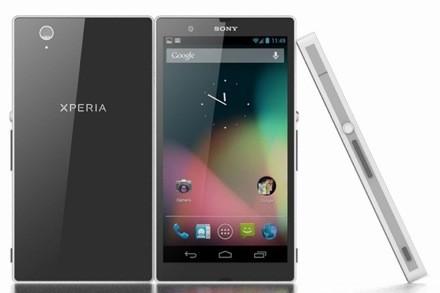 Sony готовит премиальный смартфон с огромным экраном